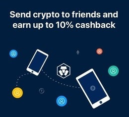 Codigo referido crypto.com app gana 50$ y 5$ mes