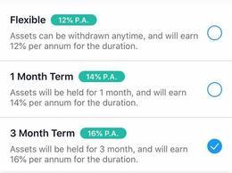 Crypto.com earn gana intereses cada mes en la aplicacion de crypto.com